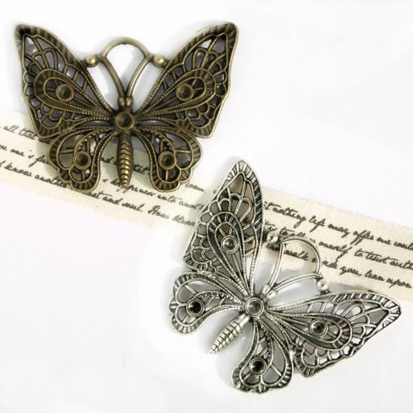Anhänger Schmetterling kaufen Schmuck basteln