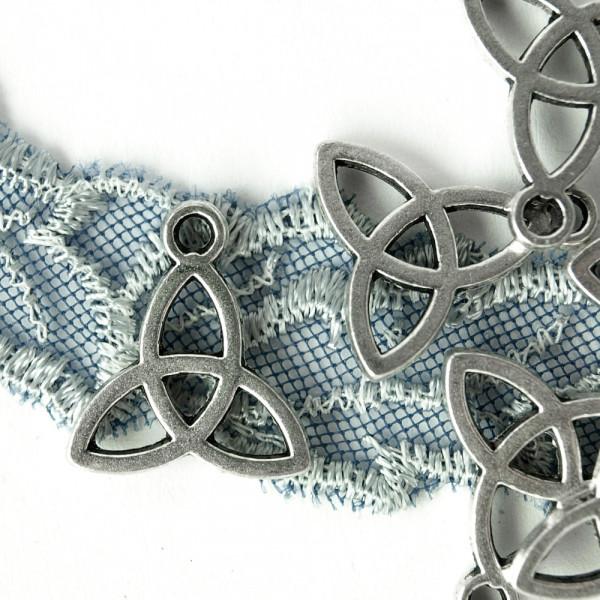 Anhänger Knoten keltisch fantasy schmuck kaufen diy