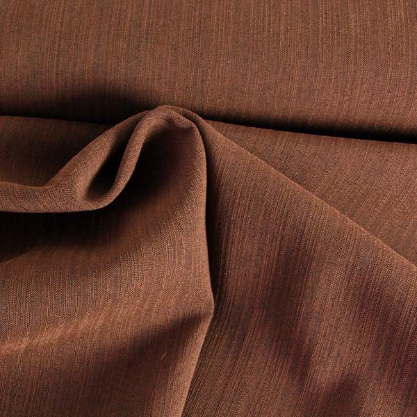 Bekleidungsstoff Stretch Streifen Braun