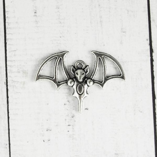 Fledermaus Anhänger Gothic Halloween Schmuck