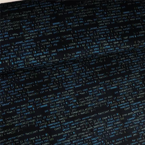 Jersey Code Blau Grün