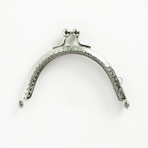 Metall Bügel Verschluss Ornamente 8,5cm lt
