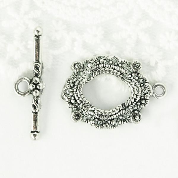 schmuck, schmuckverschluss, selber machen, zuibehör, kaufen, schmuck, altmessing, china, knebelverschluss, silber, metall, gothic, historisch, ornamente, ziseliert
