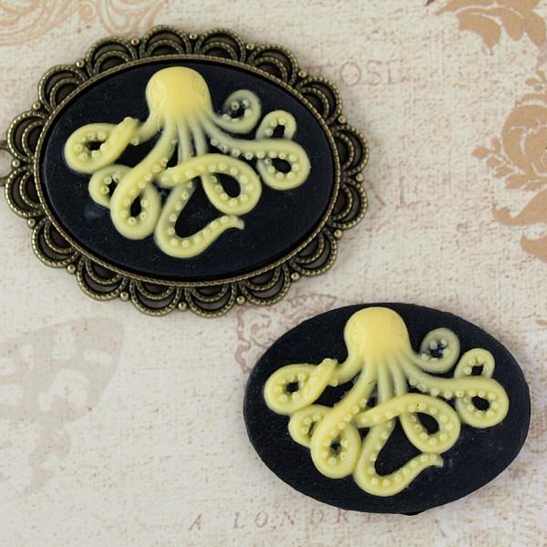 kamee, steampunk octopus, kraken halloween diy kaufen