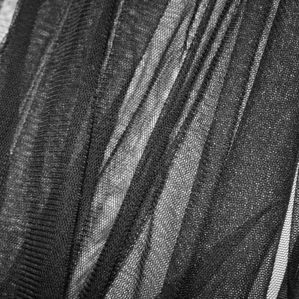 Brauttüll 160cm sehr weich schwarz