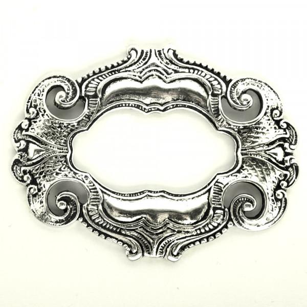 opulentes schmuckornament metall barock gothic kaufen material teile basteln