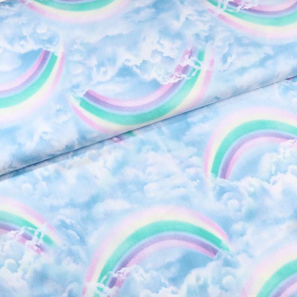 Baumwollstoff Pastel Skies