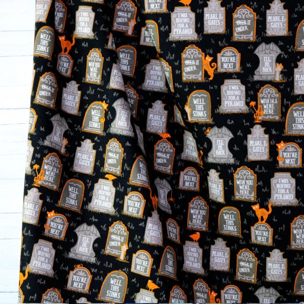 Webware Halloween Grabsteine