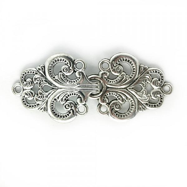 schnalle, schließe, ornamente, metall, material, kaufen