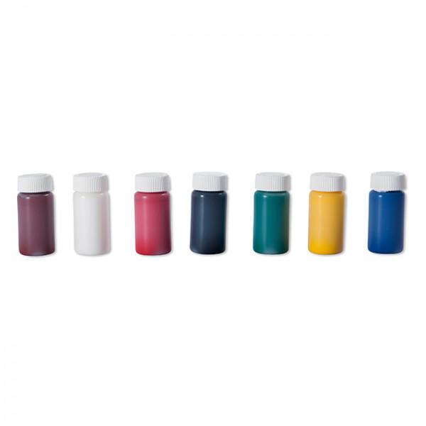 Kunstharz Farben Set deckend