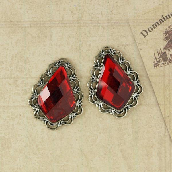Juwelen I Silber / Rot