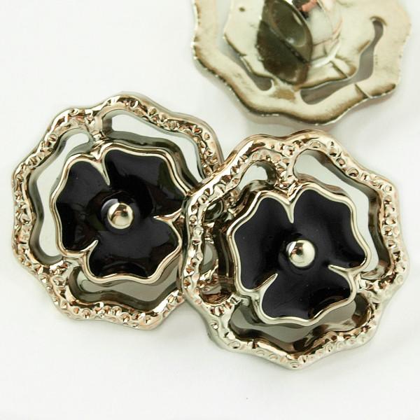 Blüten Knöpfe Gold Email kaufen China