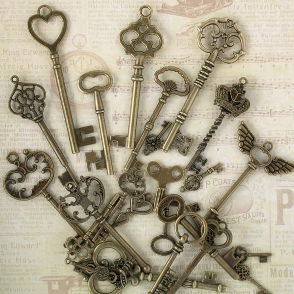25er Schlüssel Mix