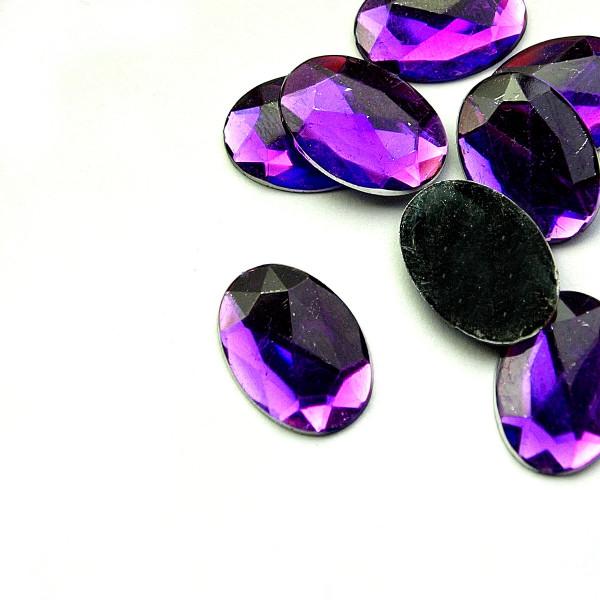 Cabochon S Violett