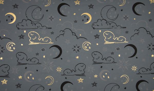 "Jersey Metallic"" Night Sky"""