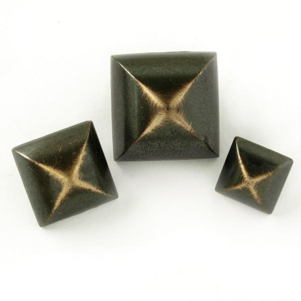 Knopf Niete Pyramidennieten kaufen