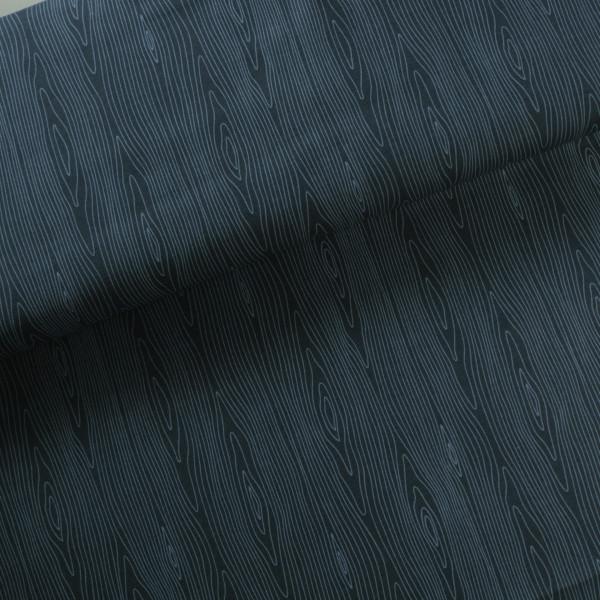 Webware Holz Blaugrau