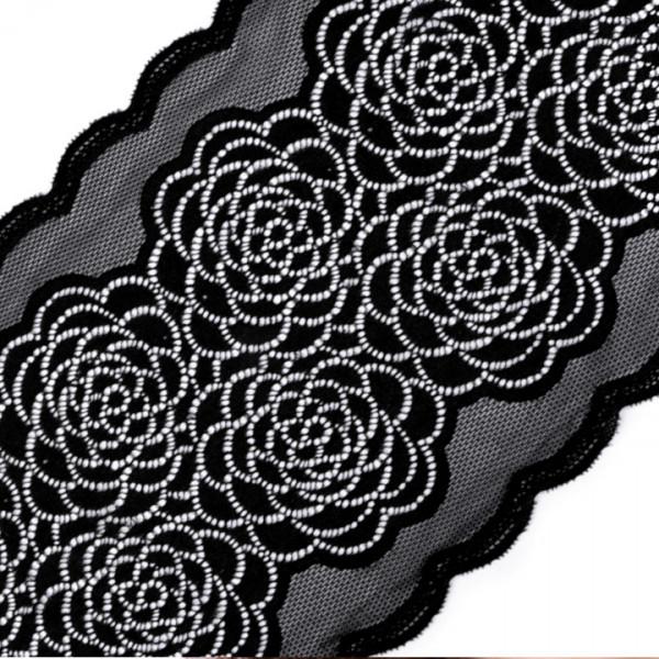 Elastische Spitze 20cm breit