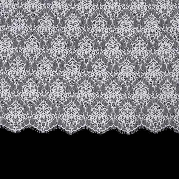 Spitzenstoff 3m weiß
