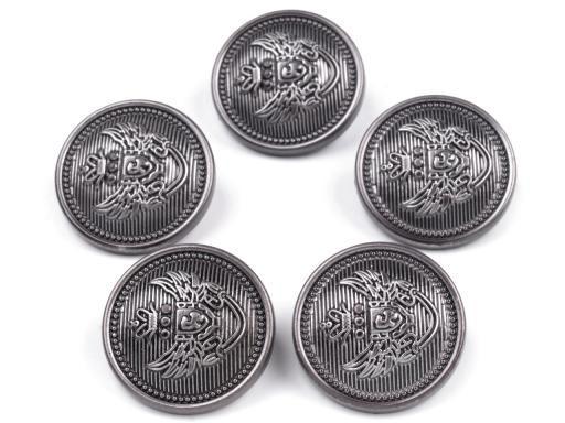 Knöpfe mit Wappen 25mm