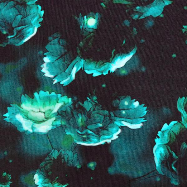 Jersey Magische Blumen