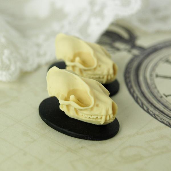 Kamee (M) Bat Skull Fledermausschädel