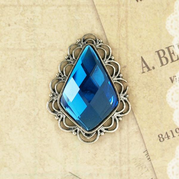 Juwelen I Silber / Blau